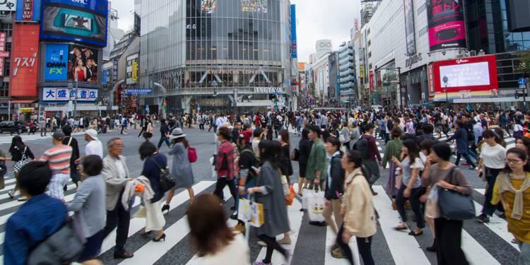 Au Japon, on compte 143 offres d'emploi pour 100 chômeurs !