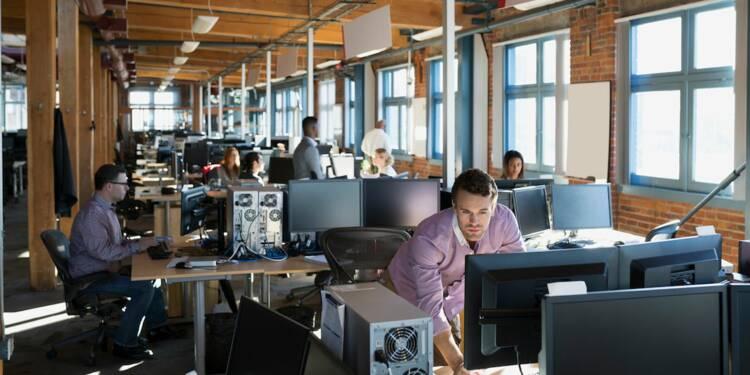 Au bureau, changez de place, vous gagnerez en performance