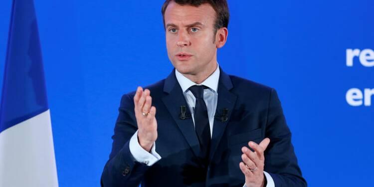 Macron répond aux attaques sur sa capacité à gouverner