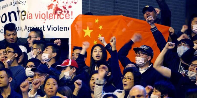Le préfet de Police de Paris reçoit la communauté chinoise