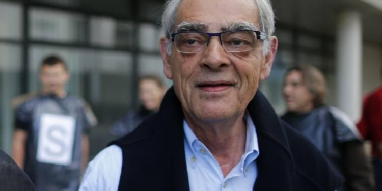 Décès d'Henri Emmanuelli, figure de l'aile gauche du PS