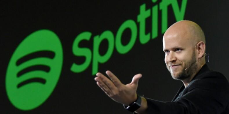 Musique: Spotify signe un nouvel accord mondial avec Universal