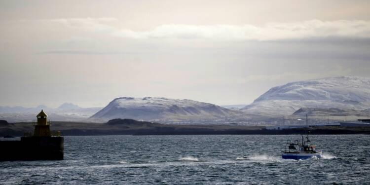 Islande: la couronne chère pèse sur la pêche et le tourisme