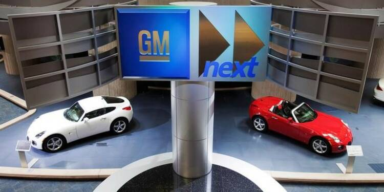 GM compte toujours sur un marché automobile robuste en 2017