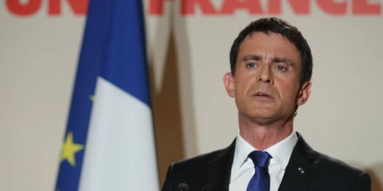 Valls s'exprimera mercredi à propos de Macron