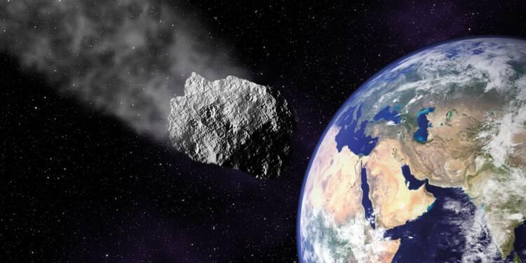 Astéroïdes des Taurides : la Terre menacée selon des chercheurs tchèques