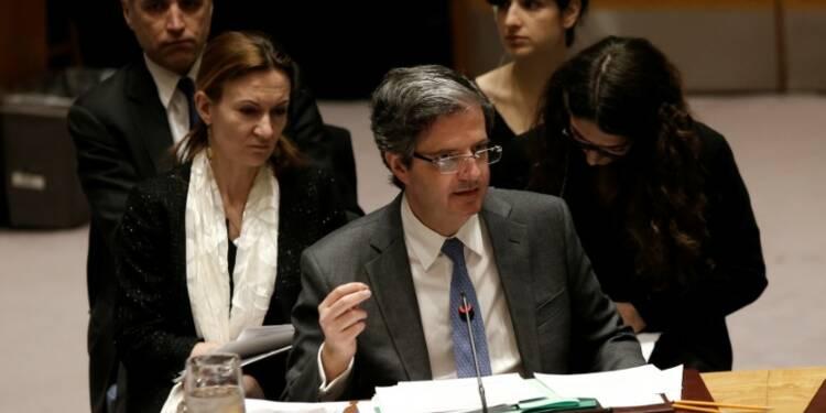 Mise en garde américaine à l'Onu, appel de la France sur la Syrie