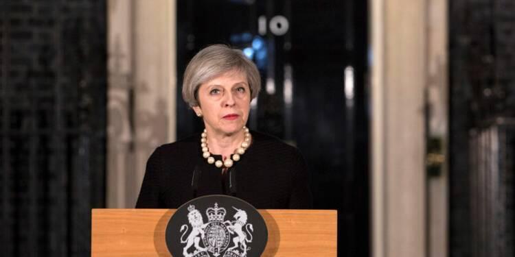 Theresa May va faire une déclaration sur l'attaque de Londres