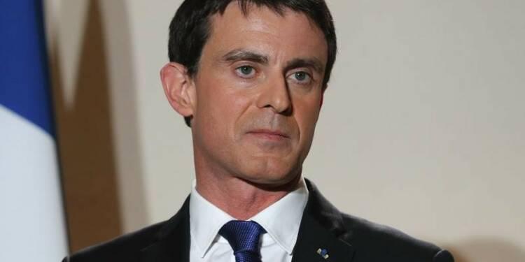 """Valls votera Macron, """"le choix de la raison"""""""