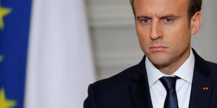Le projet de loi antiterroriste respectera l'état de droit, assure Emmanuel Macron