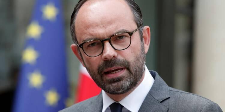 """Philippe évoque des """"mesures"""" en cas de dérapage budgétaire"""