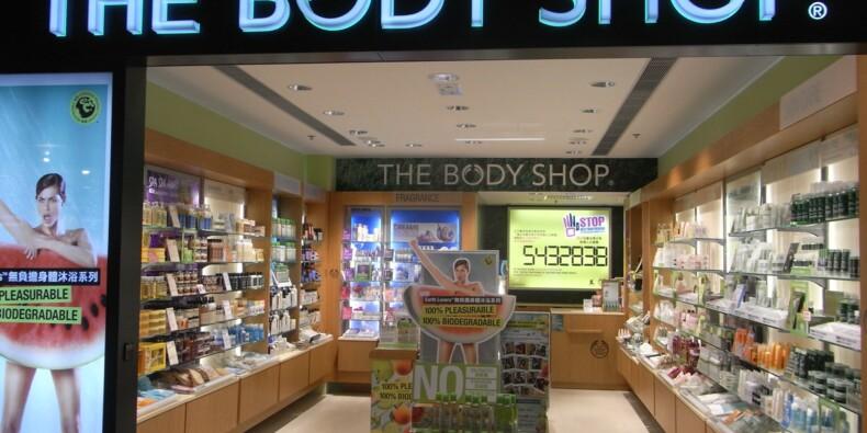 Pourquoi L'Oreal a voulu se débarrasser de Body Shop