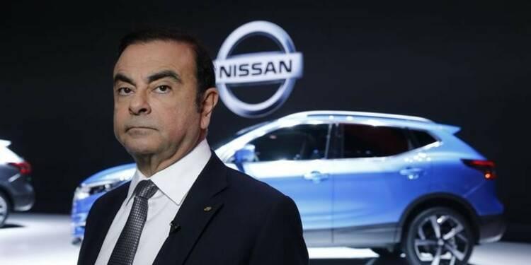 Révélations sur un bonus caché de Carlos Ghosn à la veille de l'AG de Renault