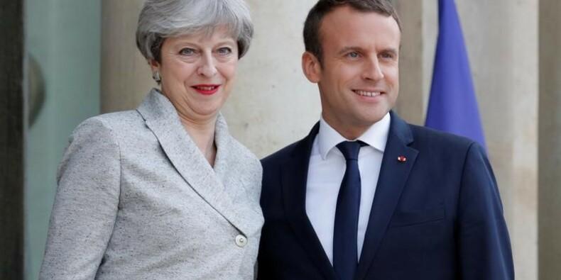 May assure que les négociations débuteront la semaine prochaine