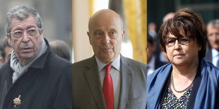 Juppé, Aubry, Balkany… ceci pourrait être votre dernier mandat !
