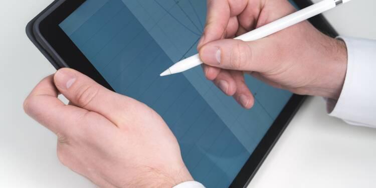 iPad Pro   pourra-t-il s imposer au sein des PME   - Capital.fr 4e3fd85214e3