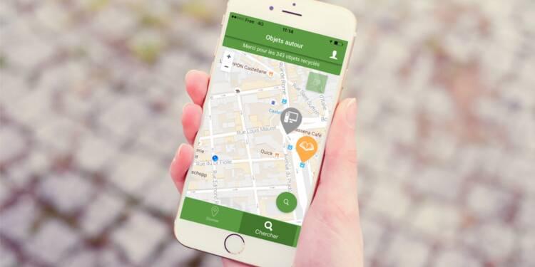 Smart Cycle, l'appli qui redonne vie à nos vieux meubles