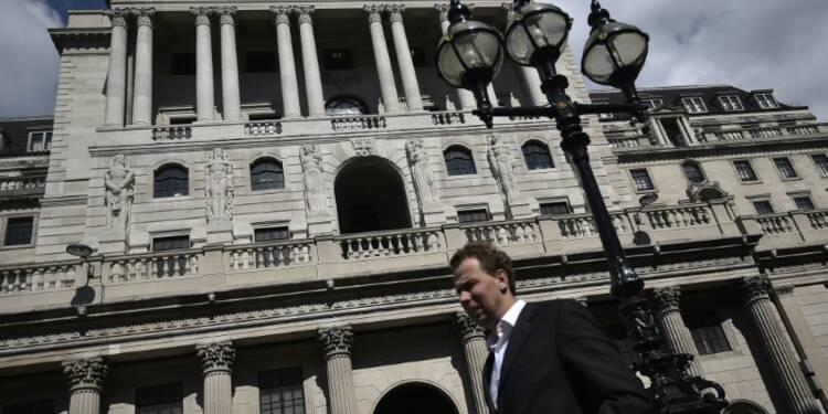 La BoE semble se rapprocher d'une hausse des taux