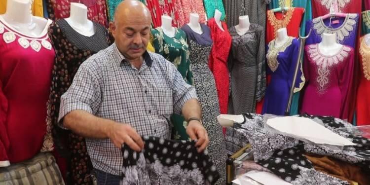A Mossoul, niqabs prohibés par crainte des jihadistes