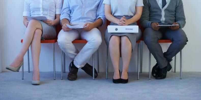 Recrutement : 64% des candidatures restent sans réponses