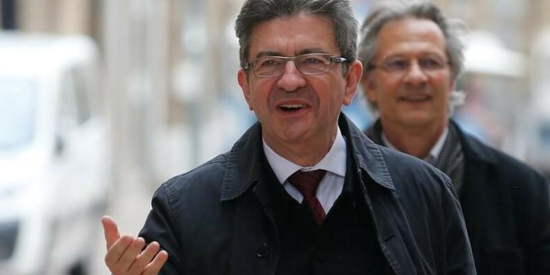 """Mélenchon appelle à la mobilisation contre le """"parti unique"""""""