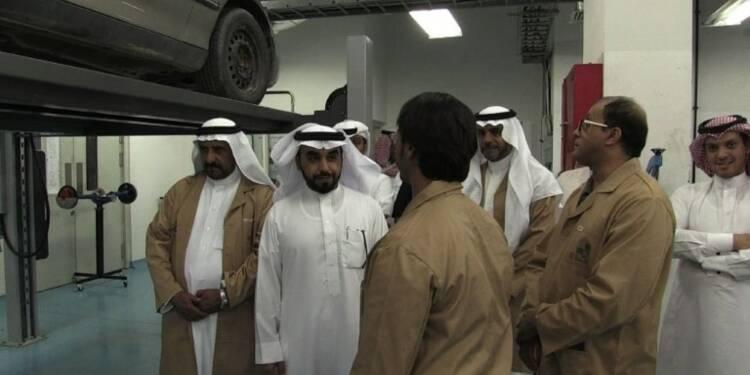 Les Saoudiens apprennent à compter sur eux mêmes