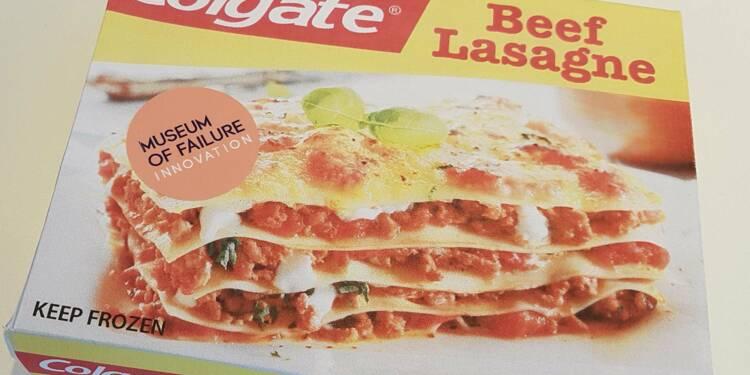 Lasagnes Colgate, ketchup vert… 10 flops incroyables de grandes marques