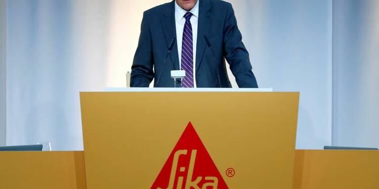 Sika: Famille et actionnaires s'affrontent sur le dividende