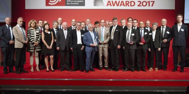 Un Français remporte le prix de la recherche de l'inventeur européen 2017