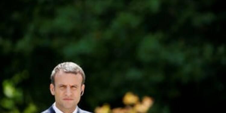Macron soude le noyau dur de l'UE avant de dialoguer avec l'Est