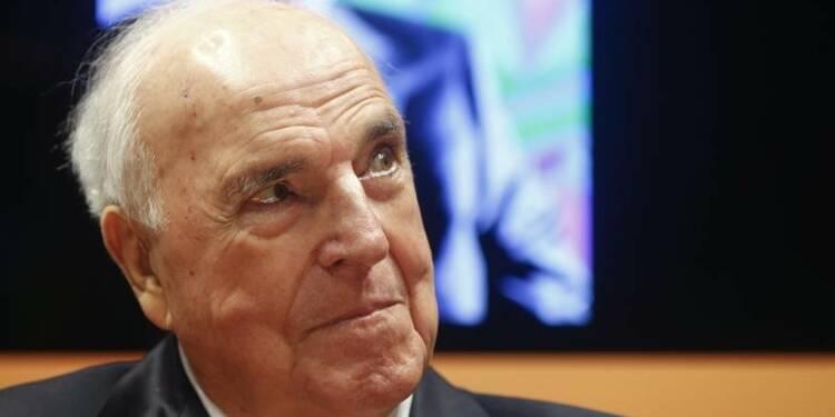 Helmut Kohl, père de la réunification allemande