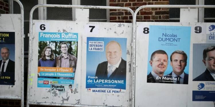 Législatives : un sondage prévoit une victoire écrasante d'En Marche