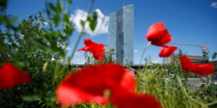 La BCE toujours pas prête à acheter de la dette grecque