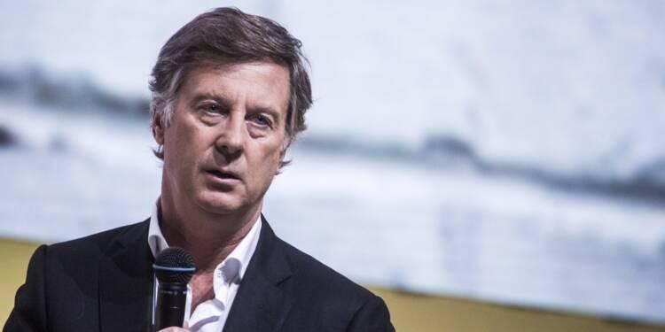 """Sébastien Bazin, PDG d'AccorHotels : """"Il faut un ministre du Tourisme !"""""""
