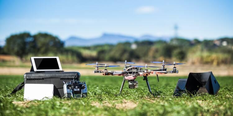 Comment les assureurs veulent gagner en efficacité grâce aux drones