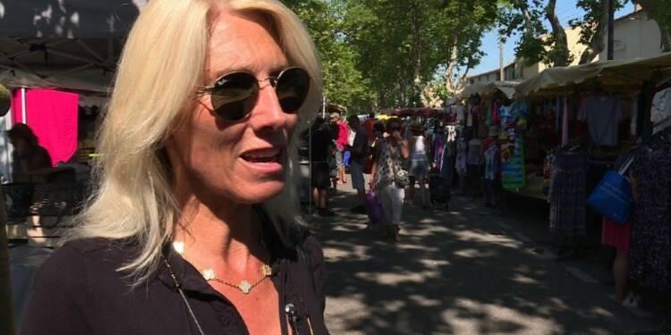 Législatives: Marie Sara dans l'arène face à Gilbert Collard