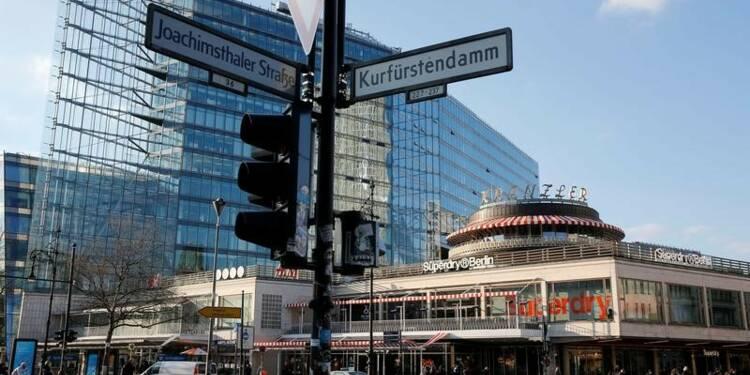 Berlin s'en tient à ses prévisions de croissance