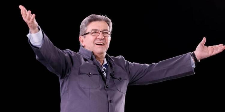 """Mélenchon se pose en chef de la """"résistance sociale"""""""