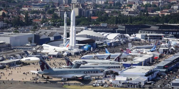 Les vedettes du Salon aéronautique du Bourget 2017