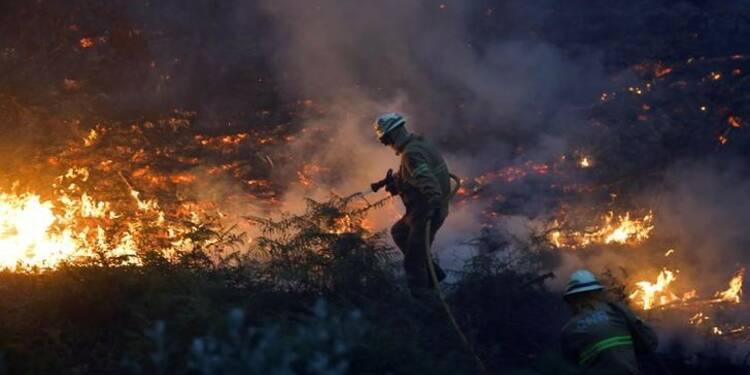 Un Français parmi les 63 victimes du feu de forêt au Portugal