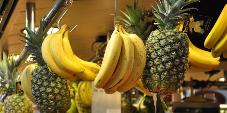 Aliments importés, bilan carbone élevé