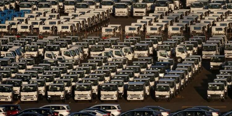 Japon: L'exportation soutiendrait la croissance