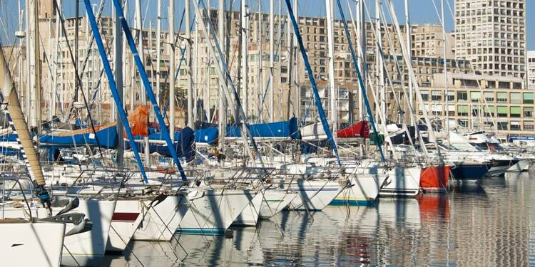 Marseille championne des touristes français, Nice n°1 des étrangers... après Paris
