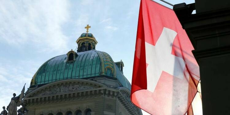 Le gouvernement suisse abaisse sa prévision de croissance 2017