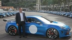 Renault Alpine rencontre un franc succès auprès des fans de bolides