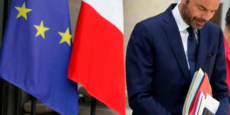 Philippe souhaite éviter un gouvernement pléthorique
