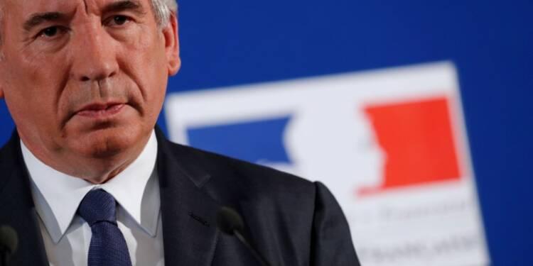François Bayrou annonce qu'il quitte le gouvernement