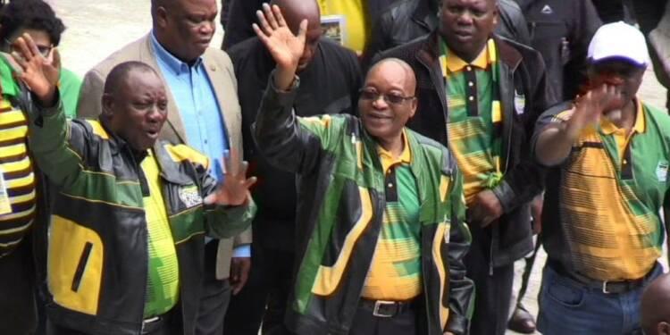 Afrique du Sud: qui succédera à Zuma à la tête de l'ANC?