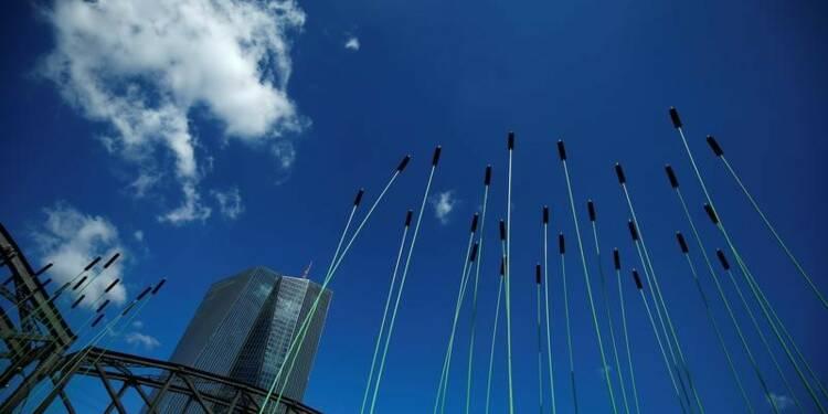Des risques sur l'économie mondiale s'apaisent, d'autres émergent, dit la BCE