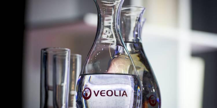 Douche froide pour les salariés de Veolia Eau France
